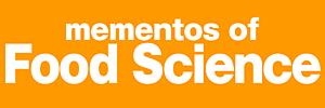 mementos of FoodScience