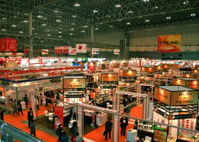 「FOODEX JAPAN 2013」には66以上の国・地域から2544社が出展した。