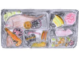 「極道めし」」のおせち料理折詰