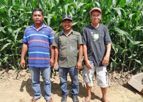 イザベラ州カウアヤン市の農家研修センターに集まった地元の農家