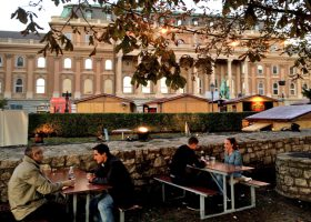 ハンガリーでは珍しい食のイベントだが、すでに9年を重ねた