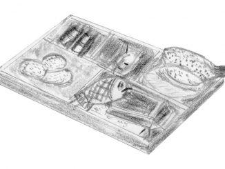 「刑務所の中」のおせち料理折詰