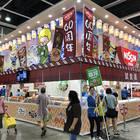 日清食品は香港進出60周年。出前一丁は、商品、キャラクターとも、香港では非常に親しまれている。