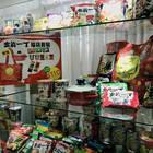 フードエキスポではラーメン各種とグッズなどの詰め合わせ袋を販売(約1,500円)。期間中はこれを数個買ってカートで引く人を多く見かける。