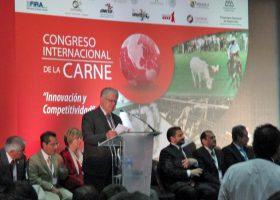 国際食肉会議(Congreso Inernacional de la Carne)