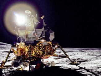 アポロ月着陸船