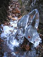 冷たく、きれいで、そしてやっかいなもの、氷(記事とは直接関係ありません)