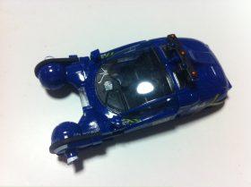 デッカードの「愛車」ポリス・スピナー(デザイン:シド・ミード)