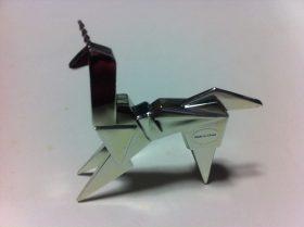 「ファイナル・カット」のラストシーンでガフが残したユニコーンの折り紙