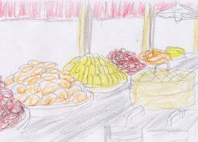 千尋の両親が食べて豚に変えられた中華料理風の料理