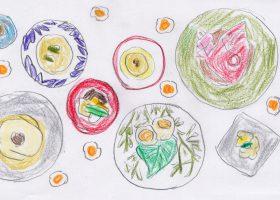 「祇園 川上」の懐石料理