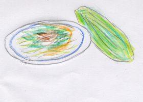 ベトナムの青パパイヤのサラダ「ゴイ・ドゥー・ドゥー」