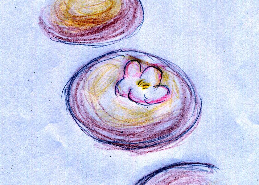 桜が満開の頃、徳江は「どら春」にやって来た