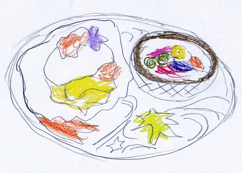 ニューヨークの日本料理店「ブラッシュストローク」の「フュージョン・キュイジーヌ」