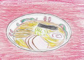 正しい食べ方を指南するラーメンの先生の台詞によって、ラーメンの見え方まで変わってくる。