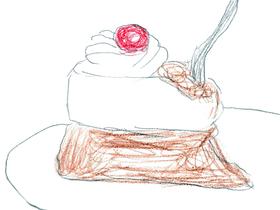 「彼が愛したケーキ職人」の冒頭のシーン。オーレンが「黒い森のケーキ」をすくうなまめかしいフォークさばきからはトーマスへの愛情が感じられる。食べるカットだけで後の展開を予感させる手腕はベストワンに相応しい。