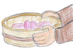 俊之は日々試行錯誤を重ね、辛子明太子を日本人好みの味に改良していく。