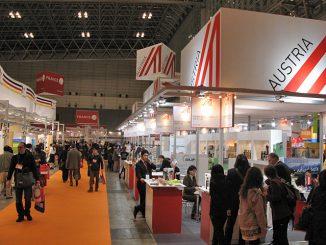 3月6日にスタートしたFOODEX JAPAN 2012。海外発・国内発ともに国際色を印象付ける展示が増えた。