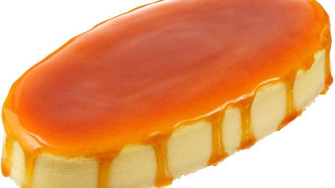 「キャラメルチーズスフレ」(銀座コージーコーナー)
