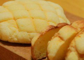 カリカリメロンパン