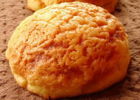 黄金のメロンパン
