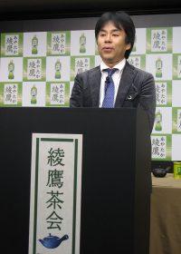 静岡県立大学経営情報学部岩崎邦彦教授