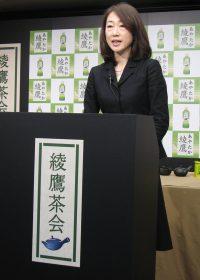 日本コカ・コーラ マーケティング本部緑茶グループ グループマネージャーの薄井亜希子氏