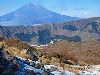 火山灰土地帯