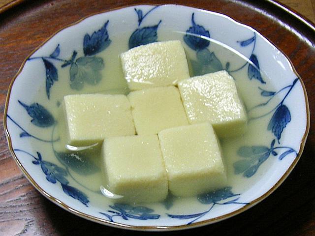 凍り豆腐の含め煮のキット