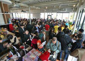 「テキーラが好き!」で集まった入場者の数は400を超えた(写真提供:日本テキーラ協会)