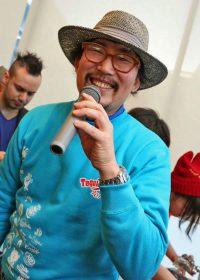 日本テキーラ協会会長の林生馬さん(写真提供:日本テキーラ協会)