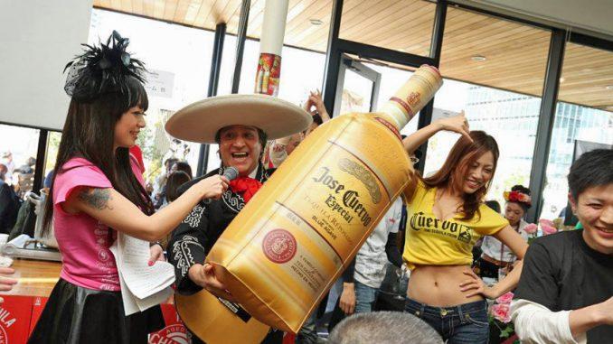 イベントを楽しむムードは他のスピリッツの試飲会等とは明らかに違う(写真提供:日本テキーラ協会)