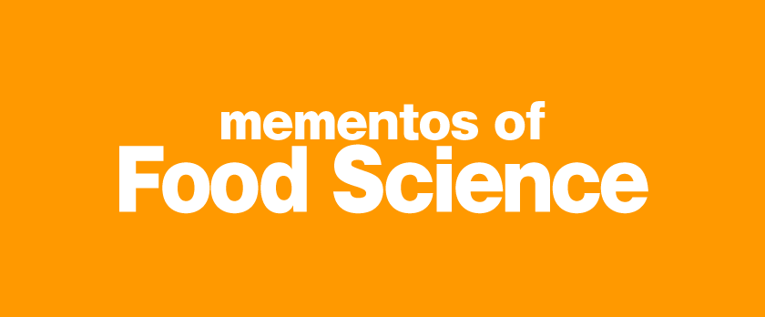 mementos of FoodScience