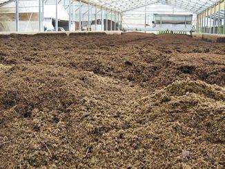 堆肥舎(記事とは直接関係ありません)
